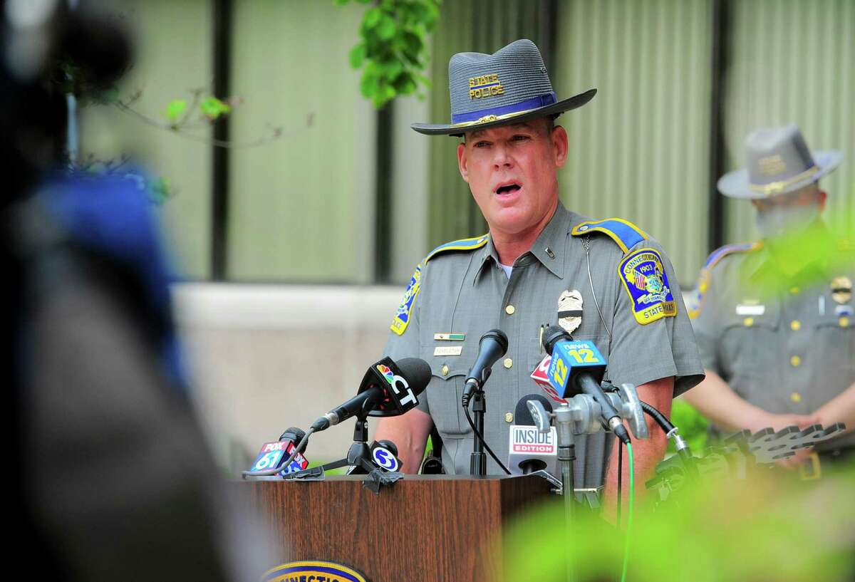 """CONNECTICUT STATE POLICE """"We're disgusted that anyone wearing a police uniform would do what we all saw in that video. We're angry that the actions of a few will affect all of us. If you wear a badge and aren't appalled by that what you saw, please turn it in and find a new profession; we don't need you."""" Read more."""
