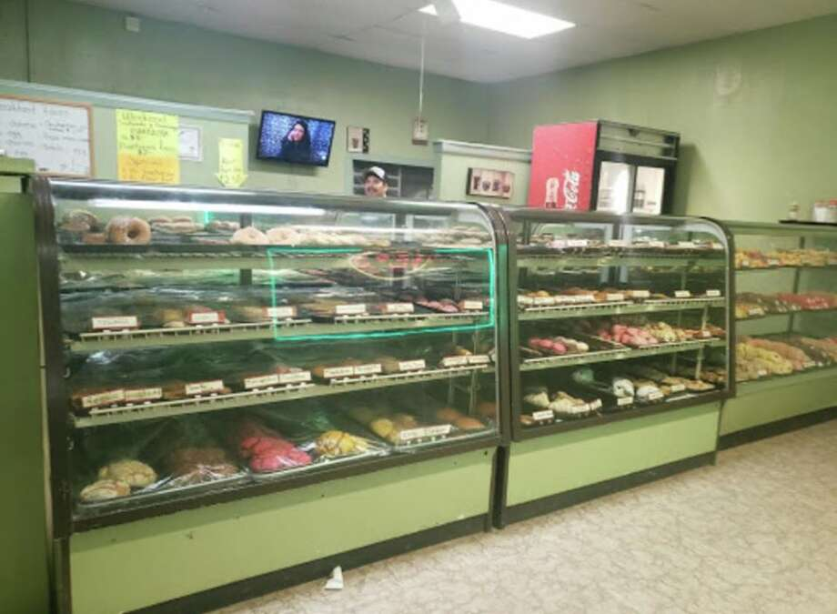 Guerrero's Bakery went from full showcases of pan dulce to nearly empty in a matter of hours thanks to the power of social media and support of San Antonio. Photo: Courtesy, Angelica Hernandez