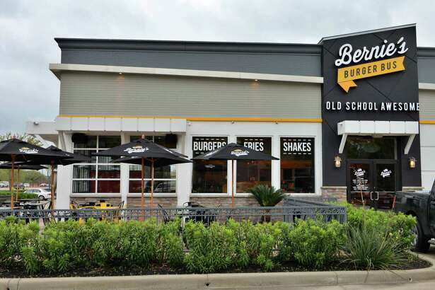 The new Bernie's Burger Bus, the fourth Bernie's restaurant from chef/owner Justin Turner, opened in Missouri City on March 15, 2019.