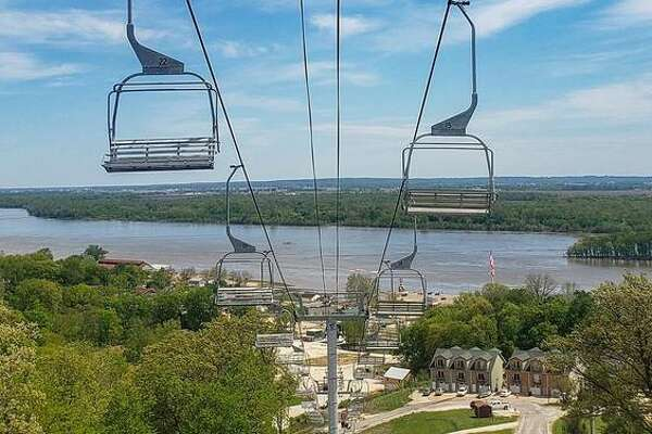 On Friday, the Winery at Aerie's Landing in Grafton will reopen for outdoor dining noon to 8 p.m. Guests, however, must take a temperature screening and can only access the winery via the open chair-lifts on the Grafton SkyTour.