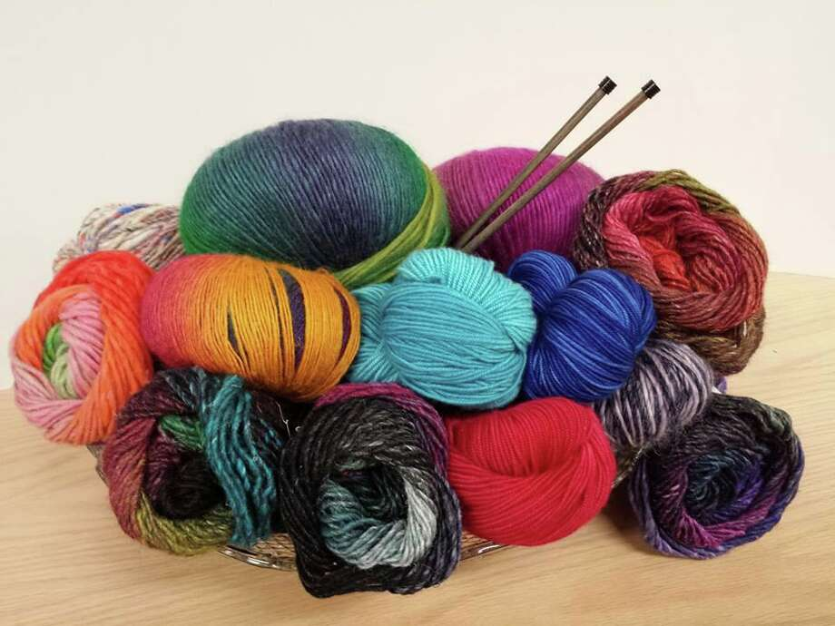 Stitch Time for Knitters and Crocheters continues on Zoom Mondays in June, from 1 to 2 p.m. from Wilton Library Photo: Ginger Balch / Contributed Photo