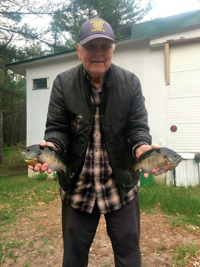 Jim Warren continues to have fishing success in the Baldwin area. (Star file photo)