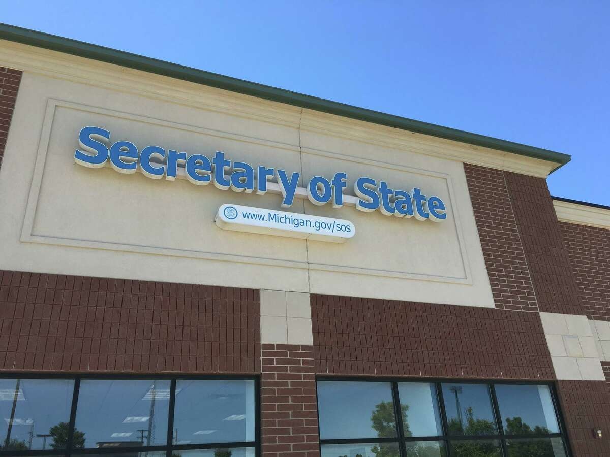 Secretary of State branch offices will reopen Monday by appointment only for essential transactions not available online.