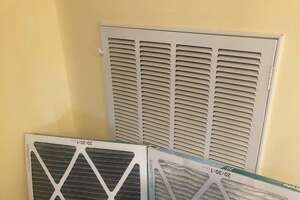 A Facebook acquaintance's post about her home air filters prompted me to look at my own-- then quickly get a new one in when I saw how dirty it was. The use of face masks and news about improved air quality outdoors should make us more mindful of what we breathe indoors.