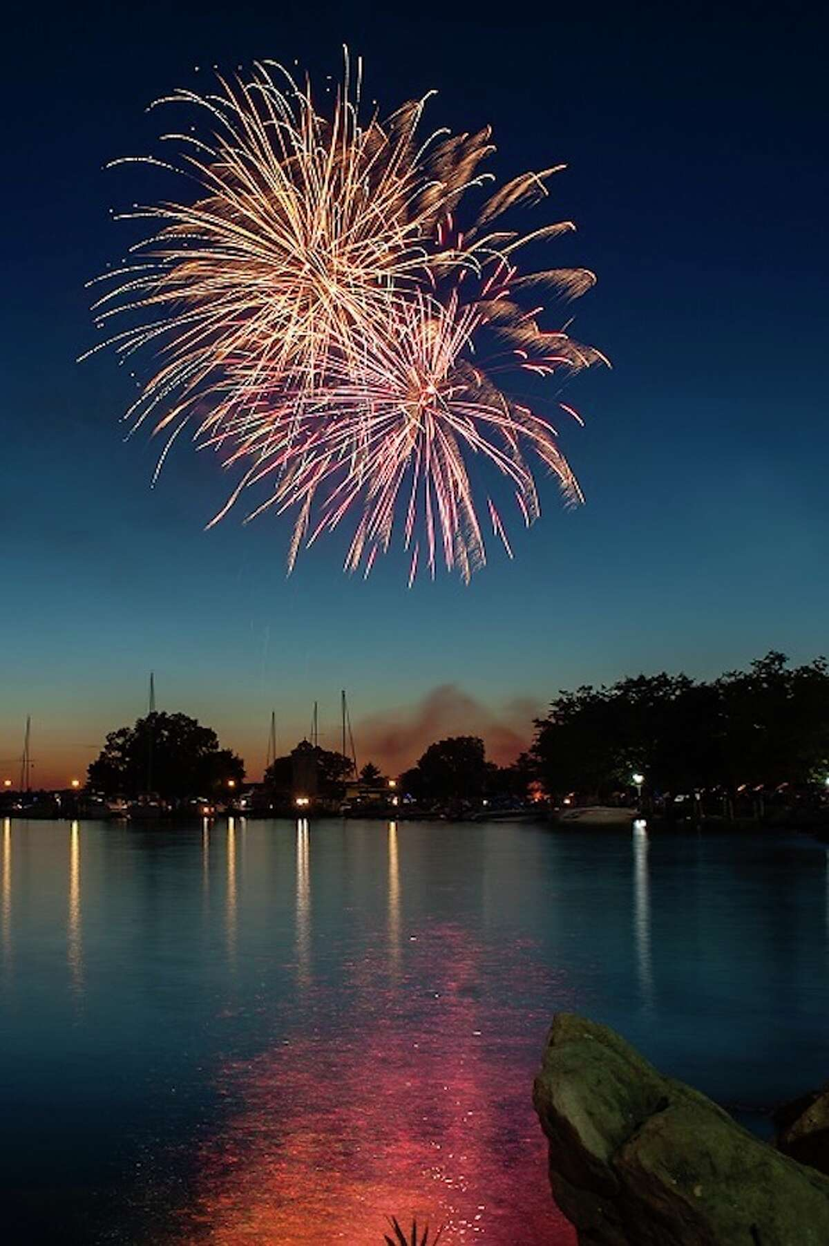 The Big Rapids Jaycees have cancelled their annual Fourth of July fireworks show.