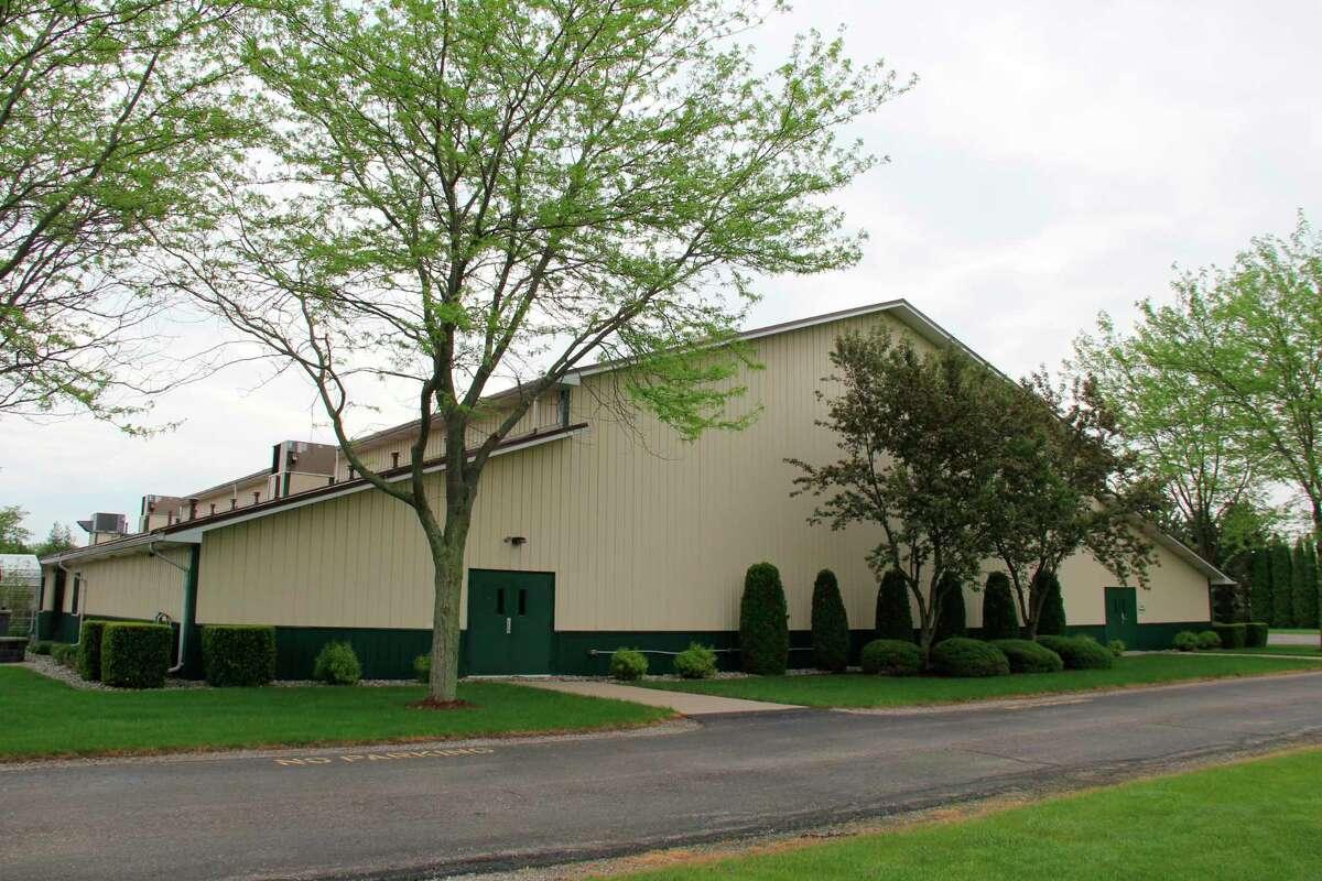The Elkton Missionary Church. (Robert Creenan/Huron Daily Tribune)