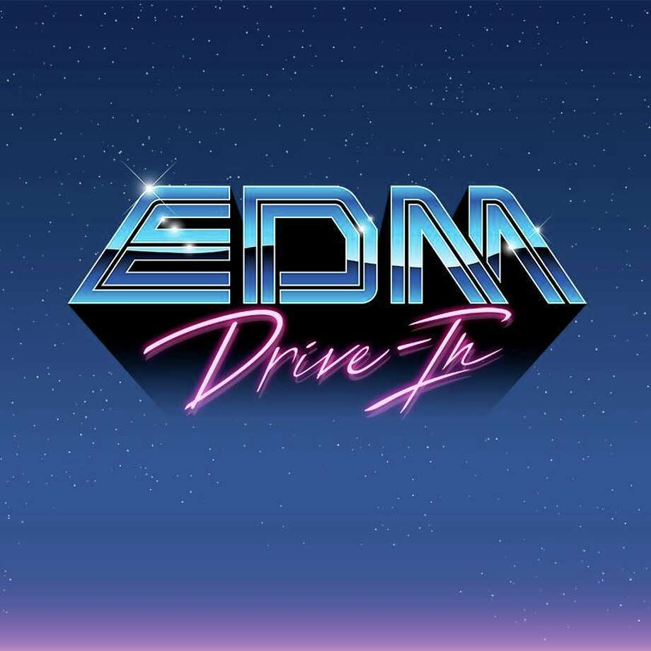 For those having in-person rave withdrawals, there will be an EDM (electric dance music) drive-in in June. Photo: EDM Drive-In