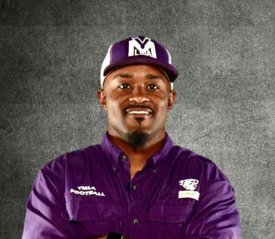 Tony Green is the football coach for Young Men's Leadership Academy. Photo: Courtesy