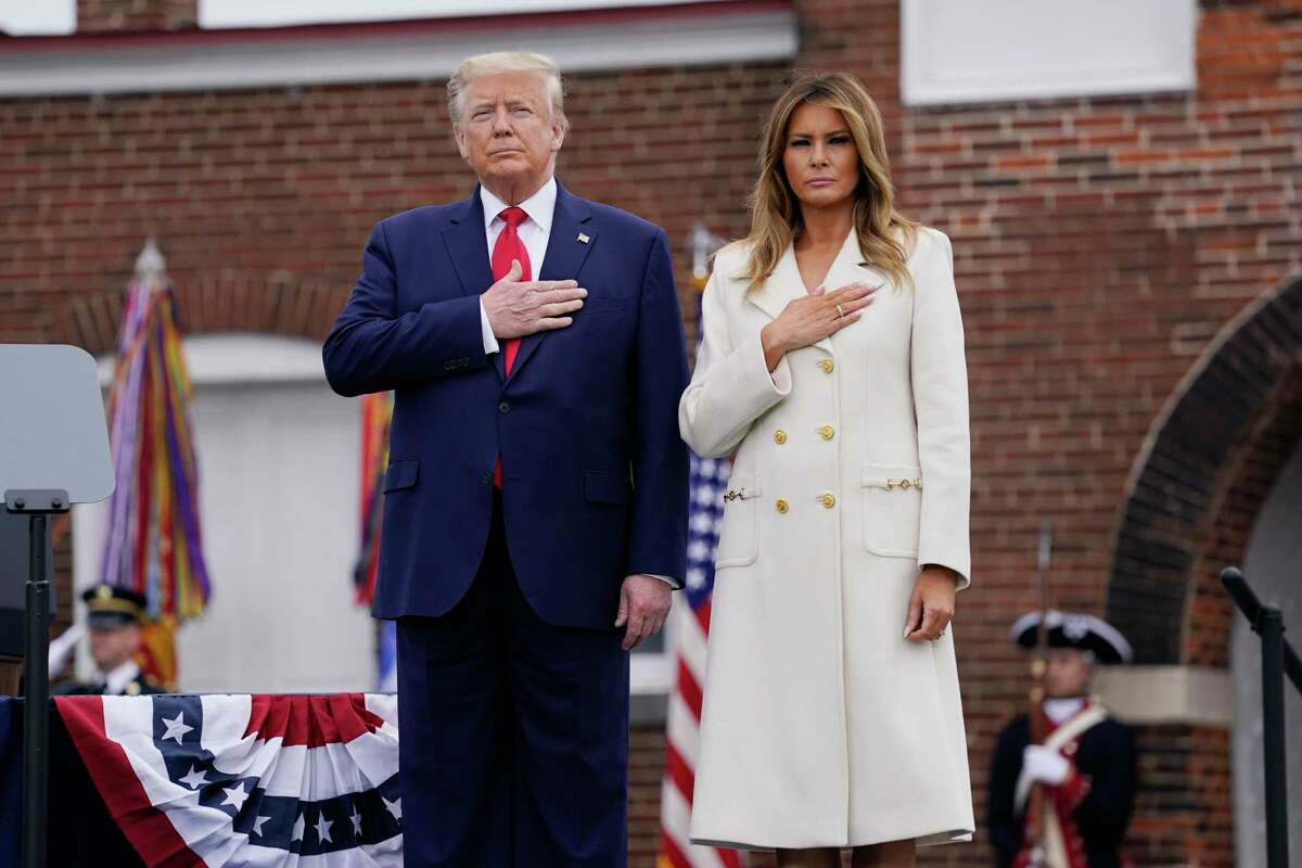 A reader says first lady Melania Trump could learn a valuable lesson from former first lady Eleanor Roosevelt - and maybe even pass it on to her husband.