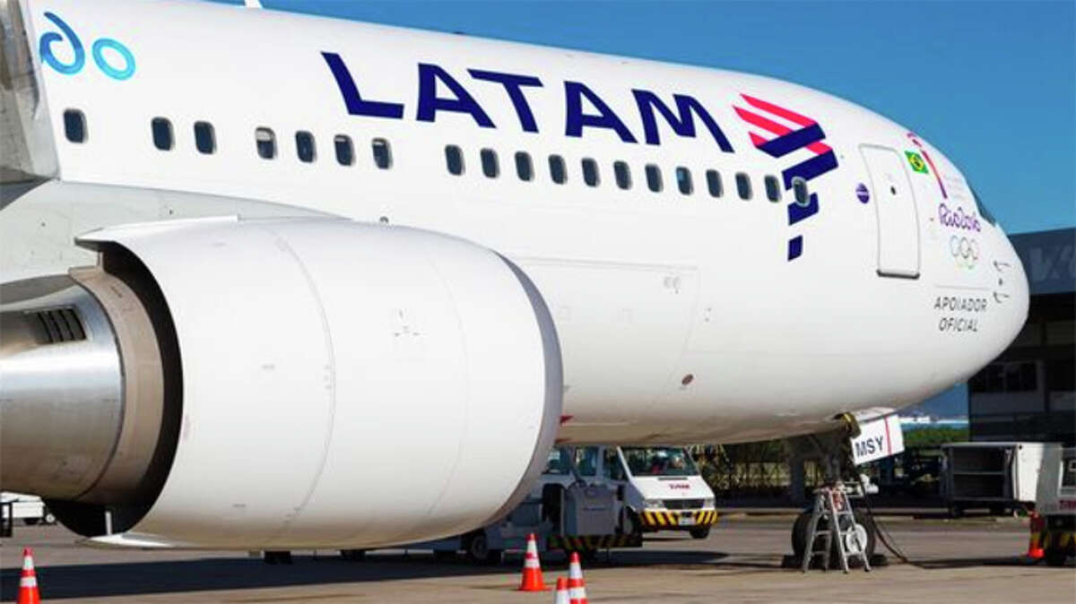Delta's new joint venture partner LATAM, the largest carrier in South America, filed for bankruptcy this week.