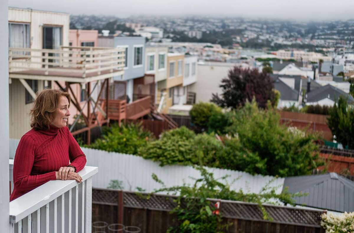 Dr. Coleen Kivlahan poses for a photograph at her home in San Francisco on Friday, May 29, 2020.