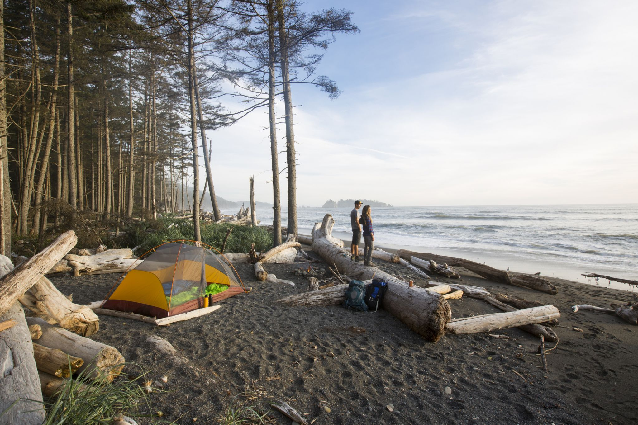 Get outdoors: Here's how to camp, recreate safely in Washington during COVID-19 pandemic