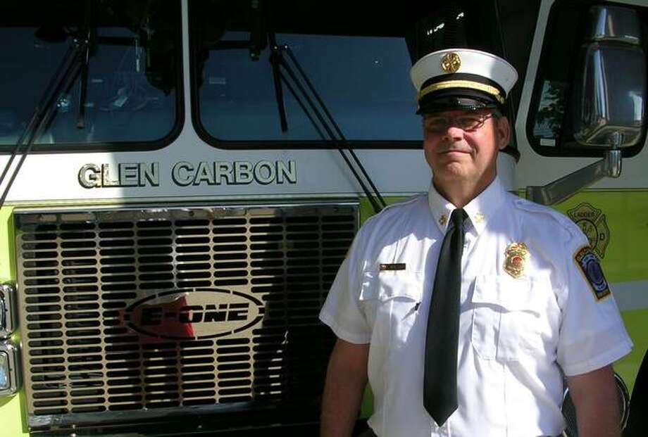 Glen Carbon Fire Protection District Emergency Management Services Director Eric Wilson will assume the duties of Chief of Fire and EMS for the district on June 1.