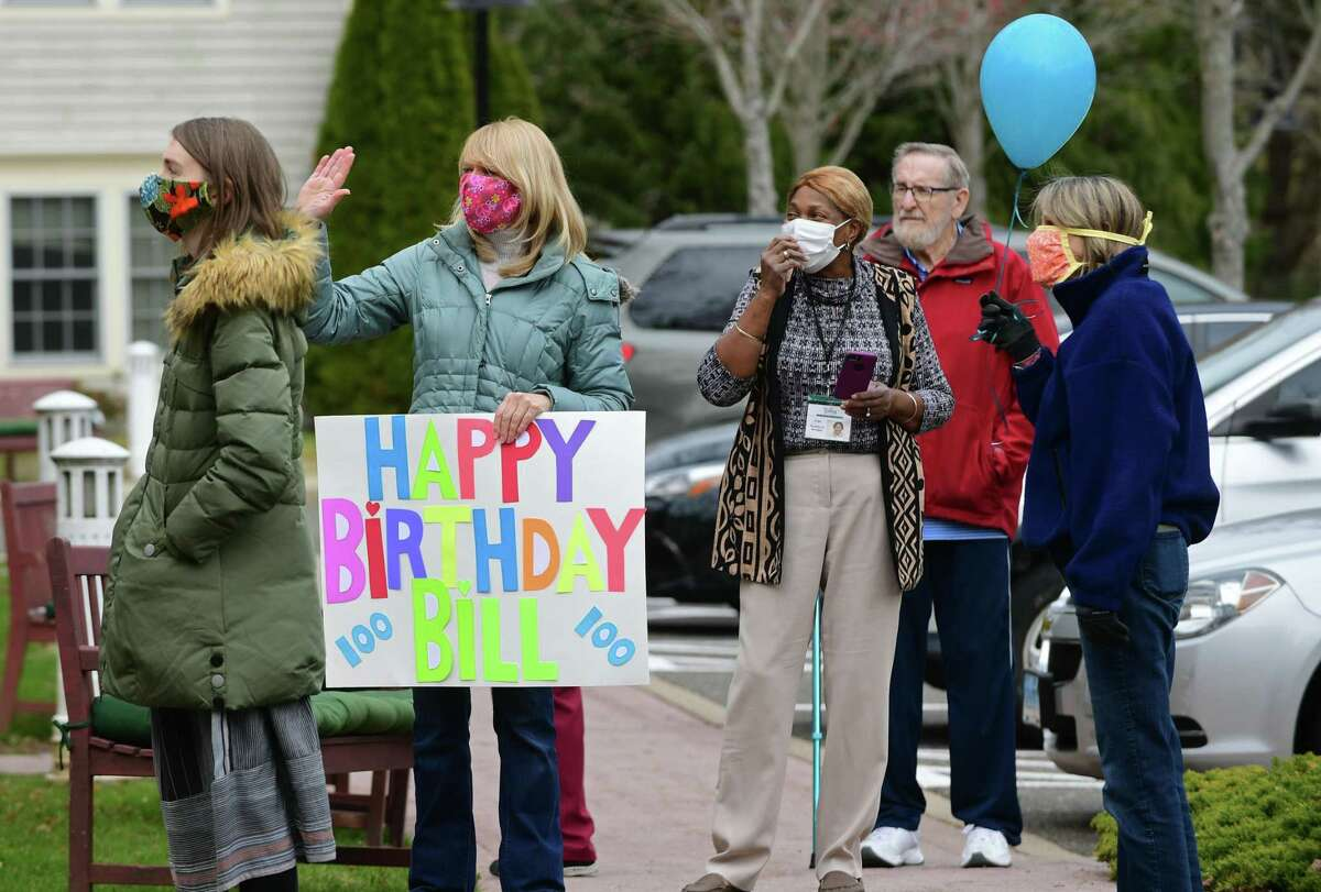 As we adjust to this pandemic life, we have been impressed with the creative ways many people have managed to stay connected and safe. Like drive-by birthdays.