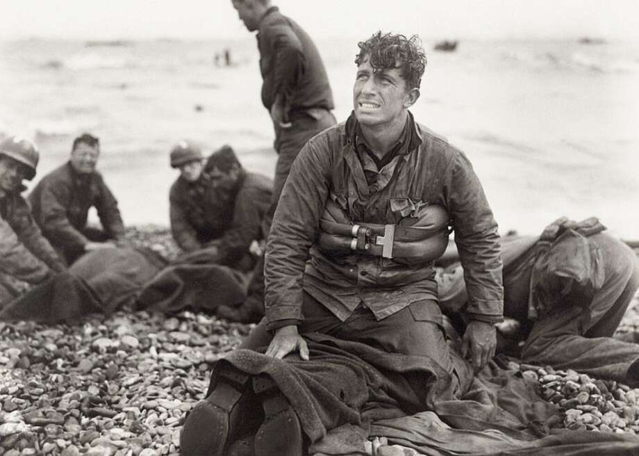 Stacker compiled a list of 50 facts and figures that defined the D-Day landings on June 6, 1944. Photo: Walter Rosenblum/U.S. Army Signal Corps/Galerie Bilderwelt // Getty Images
