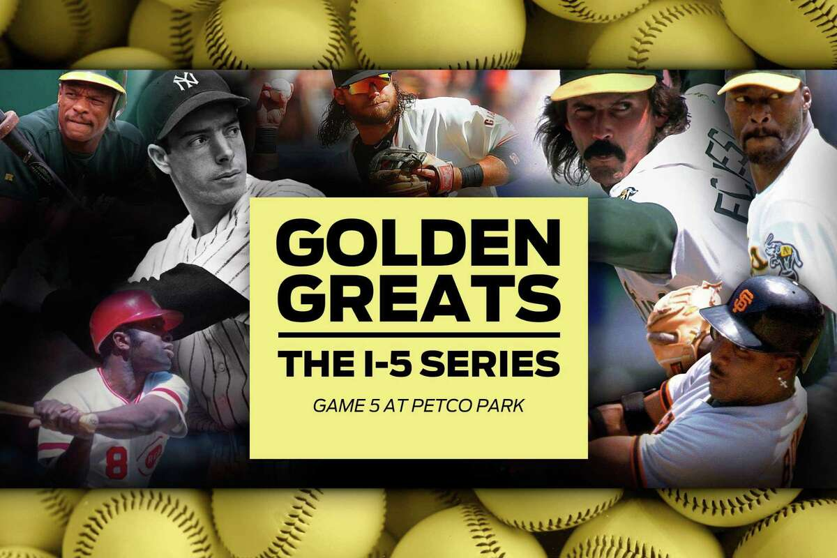 """The San Francisco Chronicle and Los Angeles Times have launched """"Golden Greats: The I-5 Series,"""" a best-of-seven series unfolding through APBA, a baseball-simulation game."""