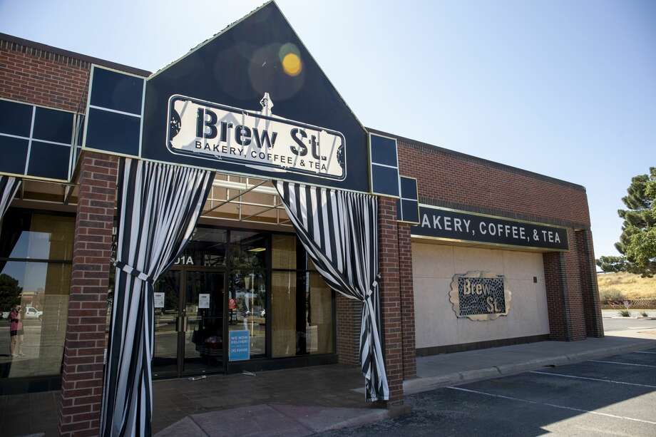 Brew Street Bakery on May 21, 2020 at 4610 Garfield Street. Photo: Jacy Lewis/Reporter-Telegram / Jacy Lewis/Reporter-Telegram