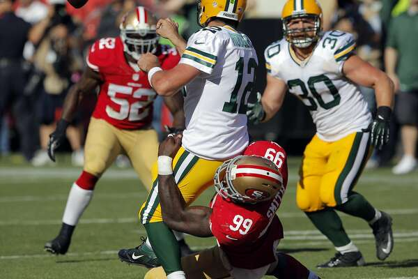 Cowboys Giving Aldon Smith Chance To Revive Nfl Career