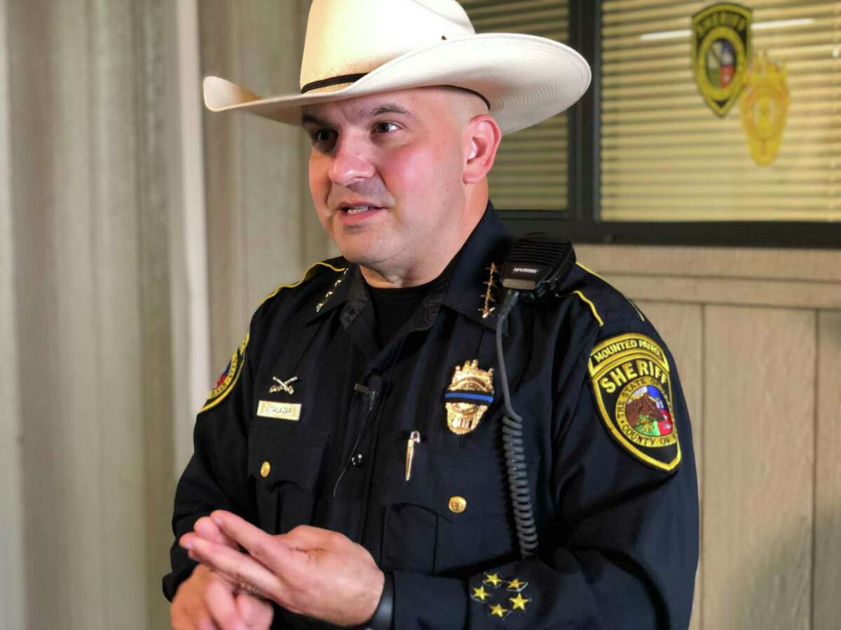 A Bexar County Sheriff's deputy has been suspended after