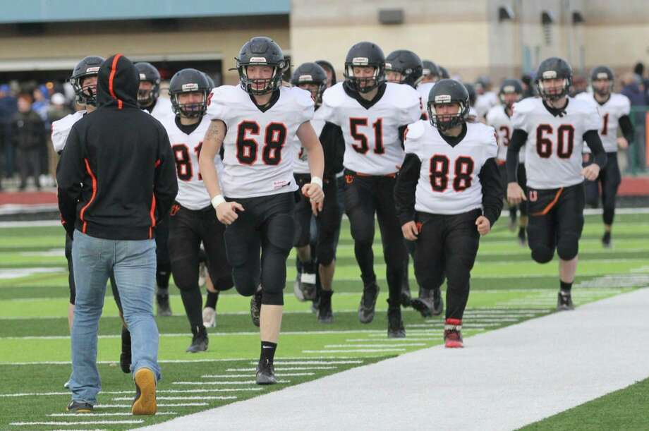 The Michigan High School Athletic Association announced a series of updated timelines and recommendations on Friday to guide the return of sports, which have been suspended since mid-March to alleviate the potential spread of the coronavirus. (Tribune File Photo)