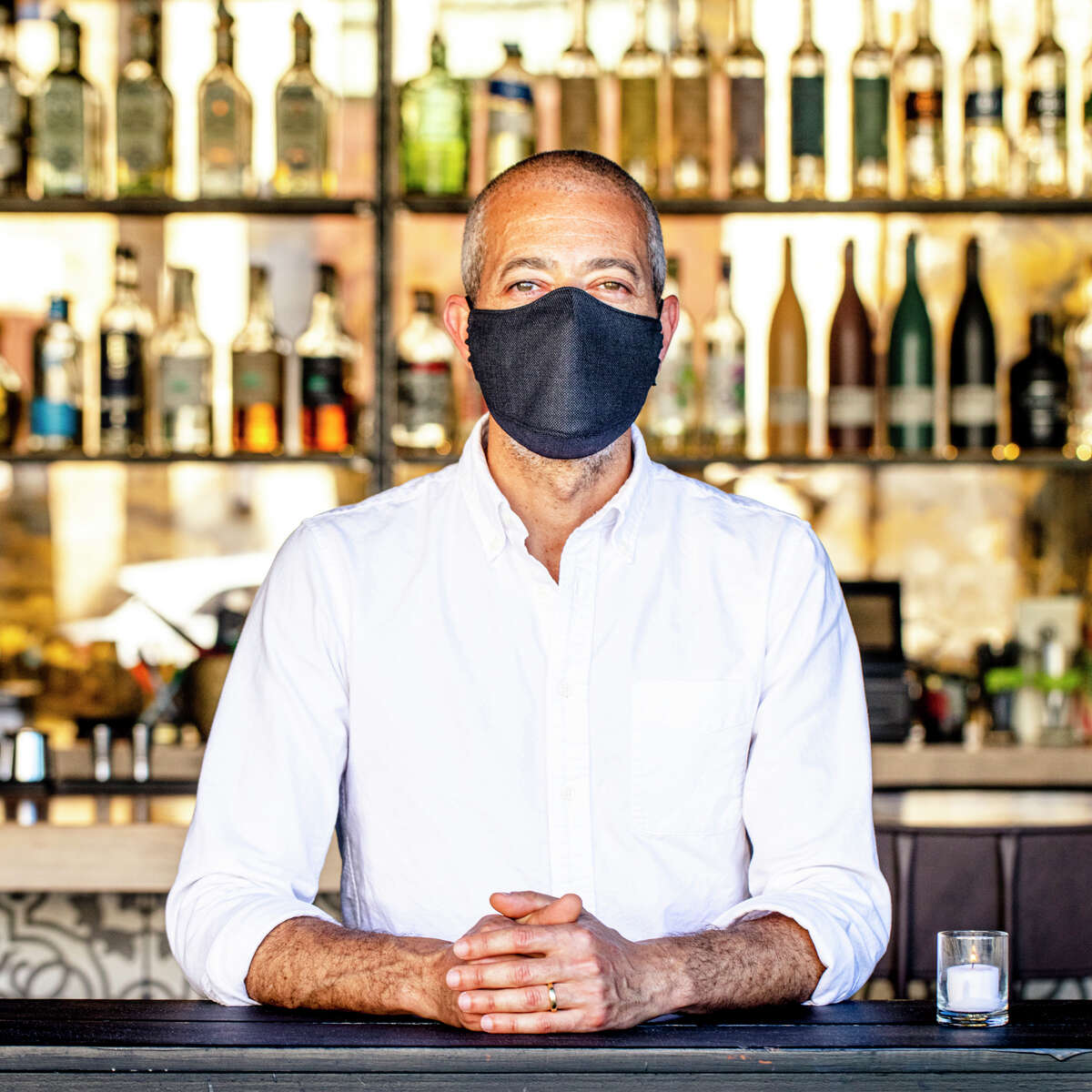 Tamer Hamawi, the co-owner of Gran Electrica in Napa.