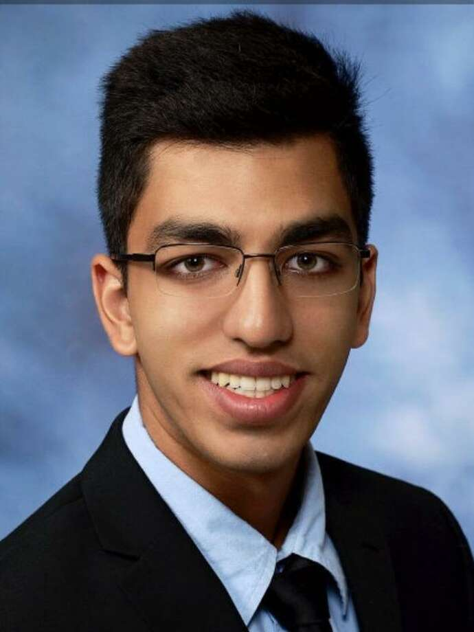 Siddharth Jain was named Shelton High Class of 2020 valedictorian. Photo: Contributed Photo / Connecticut Post