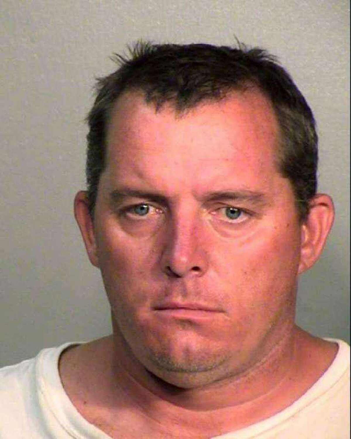 Barry Uhr, 45, was convicted earlier this year of recklessly striking his 18-month-old daughter and assaulting his then-girlfriend in two separate incidents of family violence.