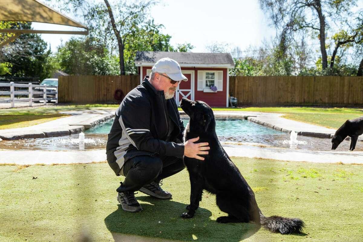 Matt Bryant, owner of Houston Dog Ranch
