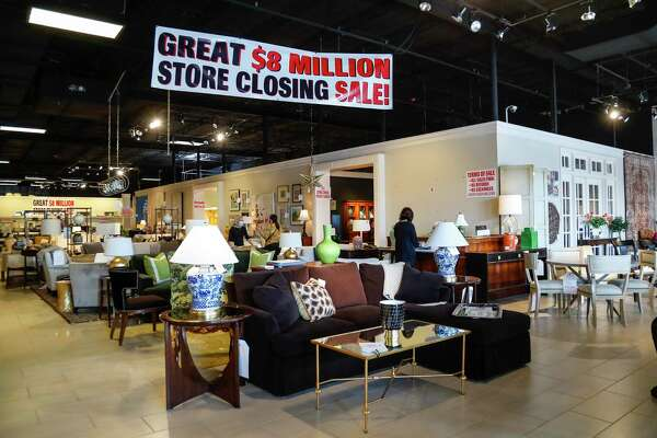 Houston Furniture Stores Look For Silver Lining In Pandemic Houstonchronicle Com