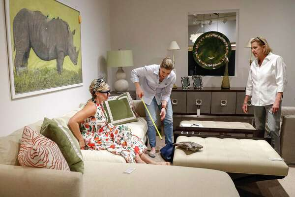 Houston furniture stores look for silver lining in pandemic
