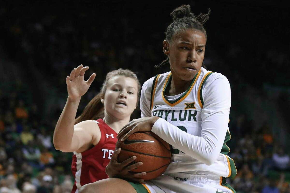 The Connecticut Sun waived four players, including Juicy Landrum, their third-round pick out of Baylor (35th overall), on Monday.