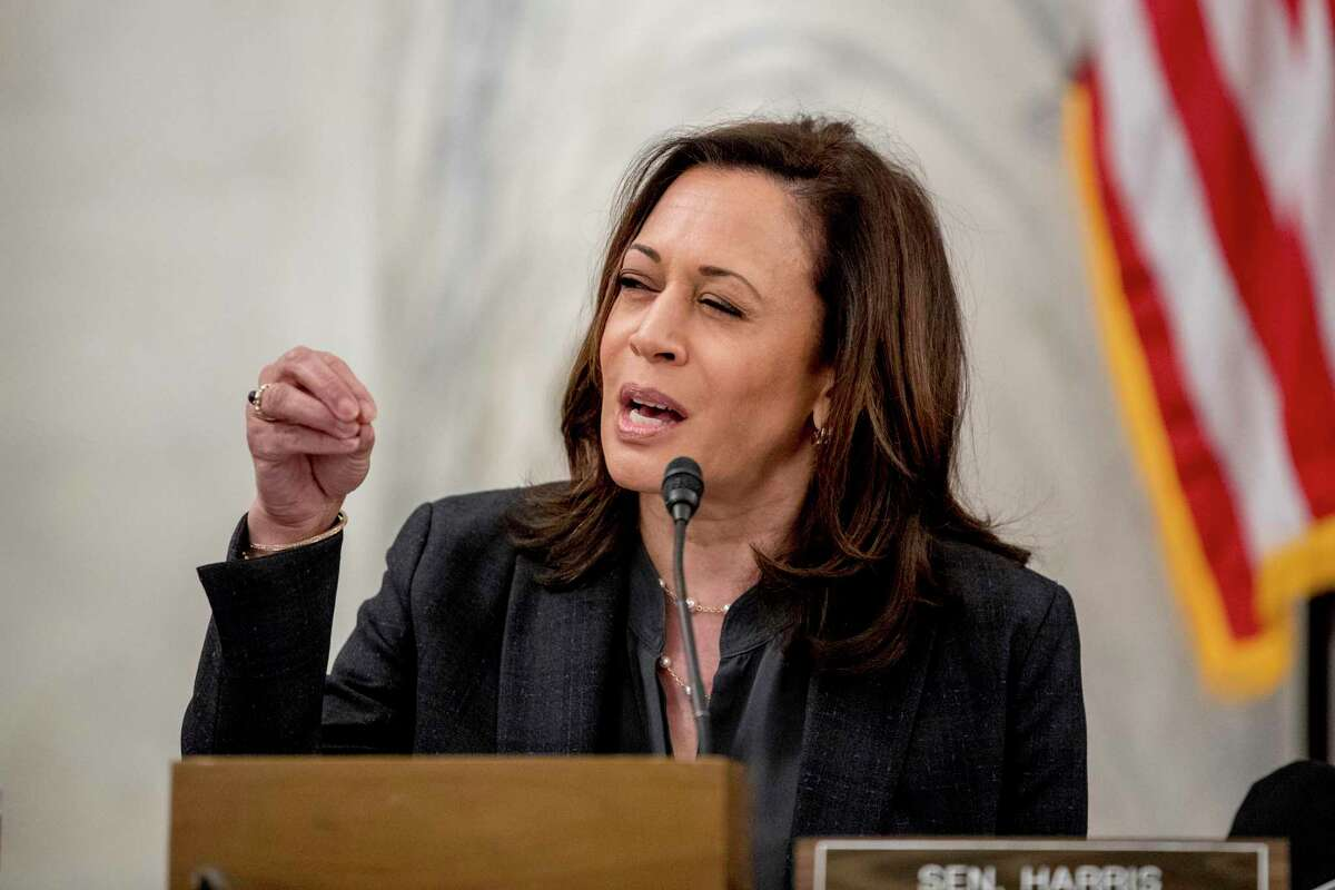 Slated to speak are Biden's former presidential rivals, including U.S. Sen. Kamala Harris.