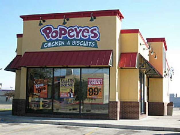 Popeyes Chicken & Biscuits restaurant