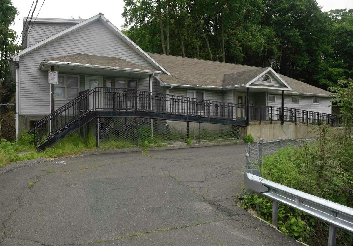 New Street Shelter, Danbury, Conn. Friday, May 29, 2020