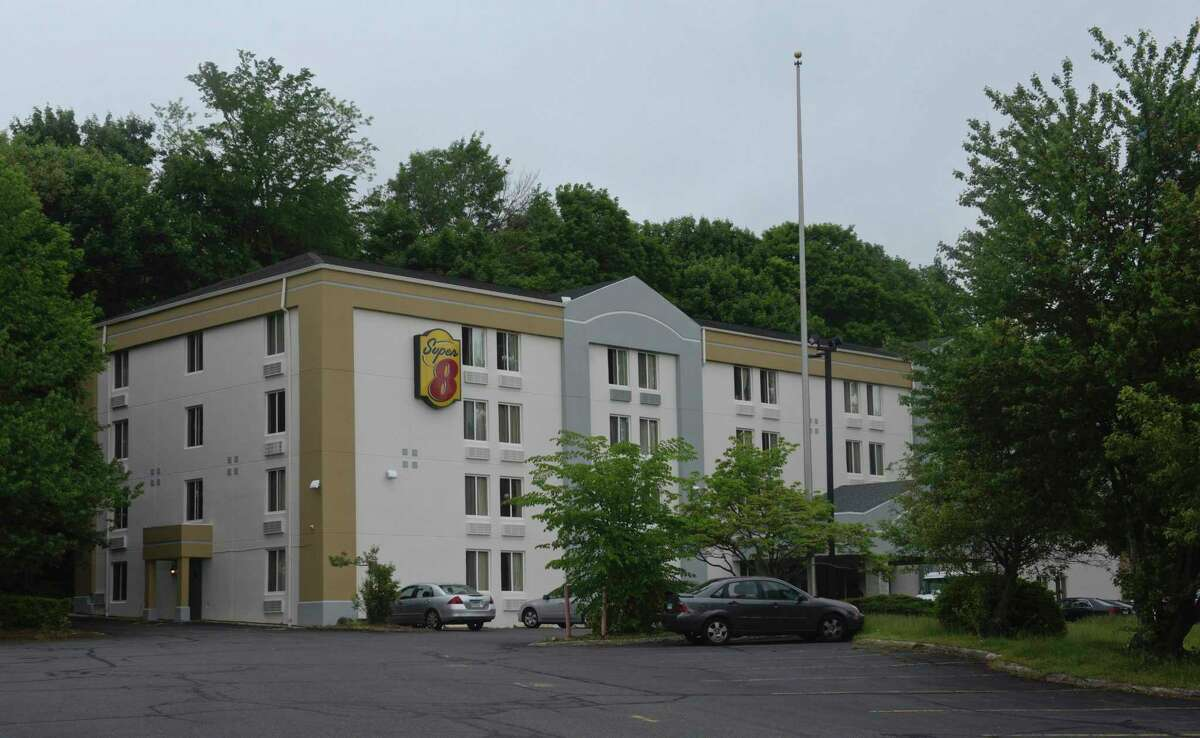Super 8 Motel, Danbury, Conn. Friday, May 29, 2020
