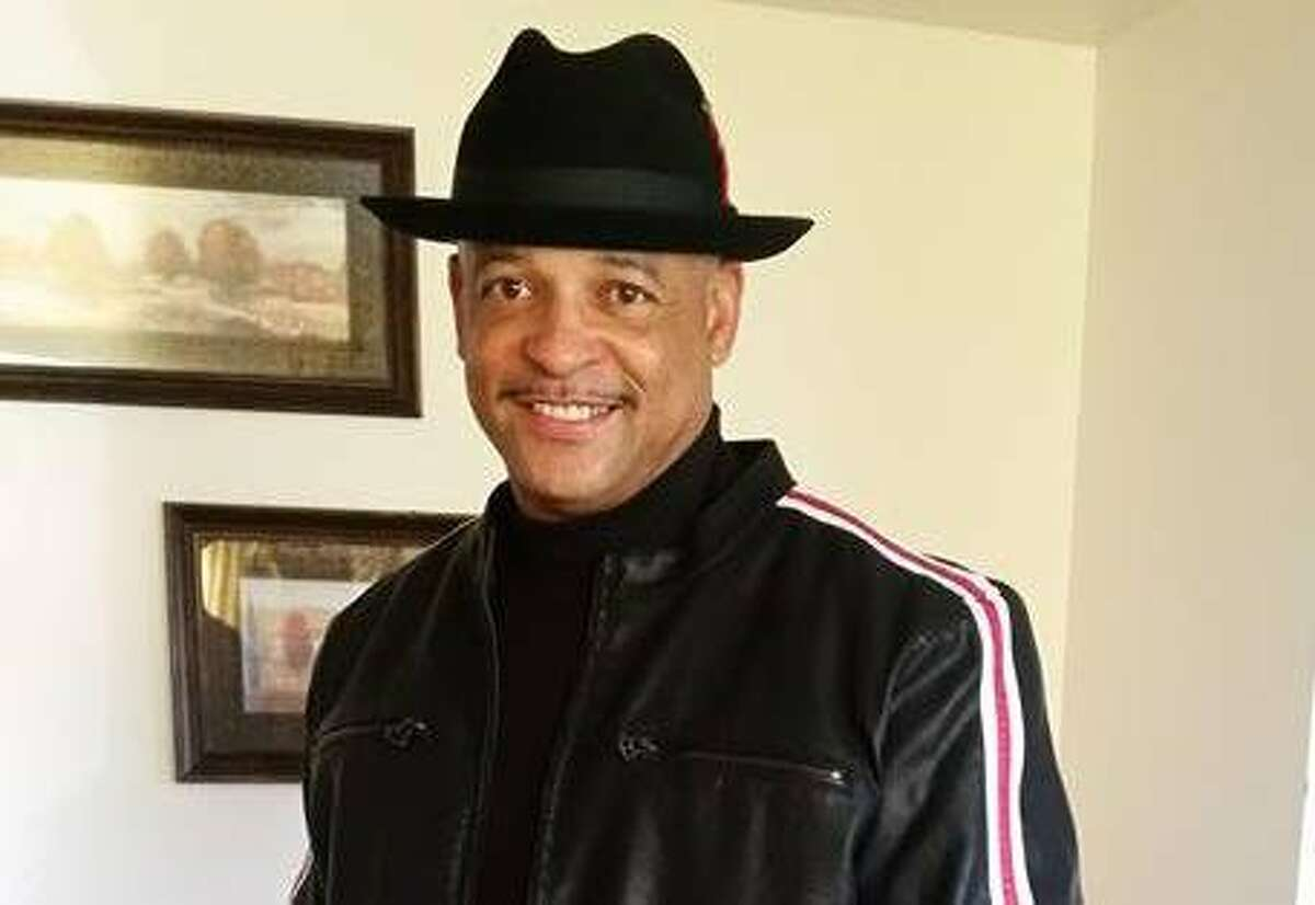The security guard shot and killed during Friday night�s unrest in Oakland has been identified as Dave Patrick Underwood of Pinole. Underwood, 53, was identified in a Facebook posting by his sister, Angela Underwood Jacobs, recently a candidate for Congress in Southern California.