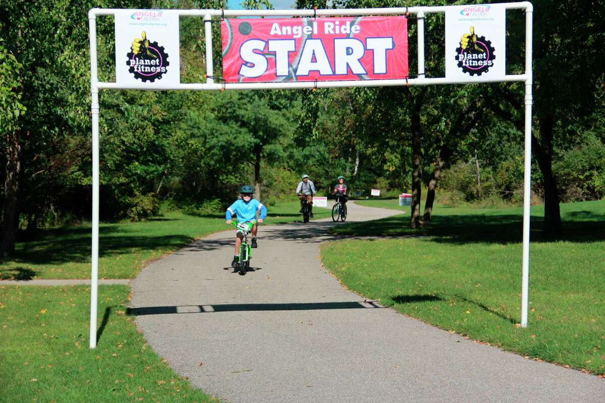 One of Angels of Action's biggest fundraisers, the Angel Ride-Run-Walk, was canceled this year due to concerns about the coronavirus. The annual event was scheduled for Sept. 12 this year. (Pioneer file photo)