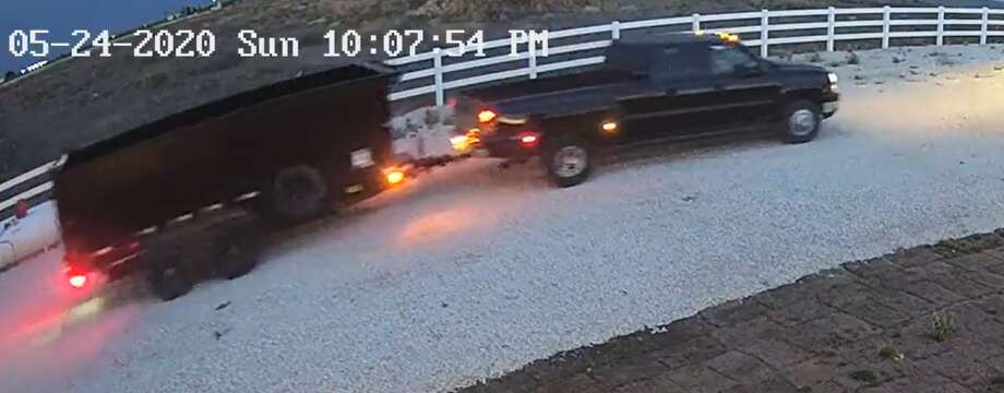 Midland Crime Stoppers needs the public's help with the recovery of a utility trailer and Kawasaki mule that were taken from the 3600 block of Black Wolf Trail in northeast Midland. Photo: Midland Crime Stoppers