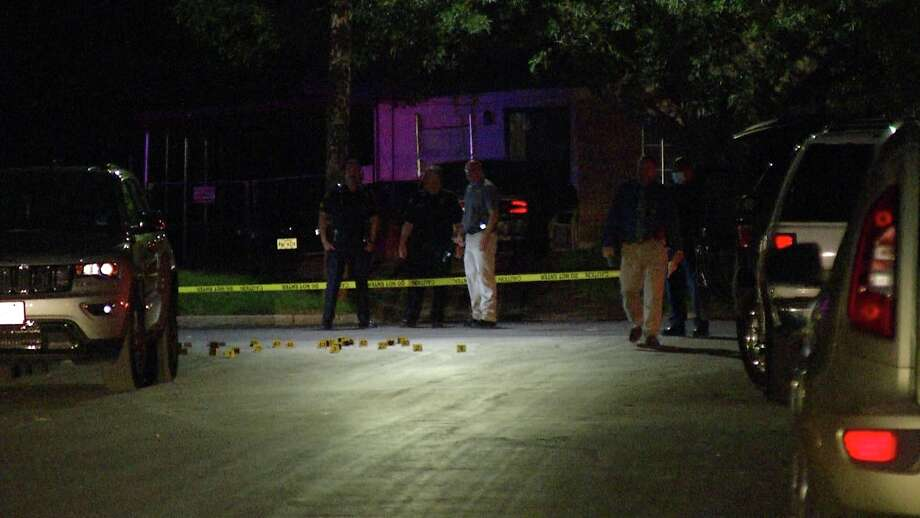 Police are searching for those involved in a deadly drive-by shooting on the East Side Sunday night. Photo: Ken Branca