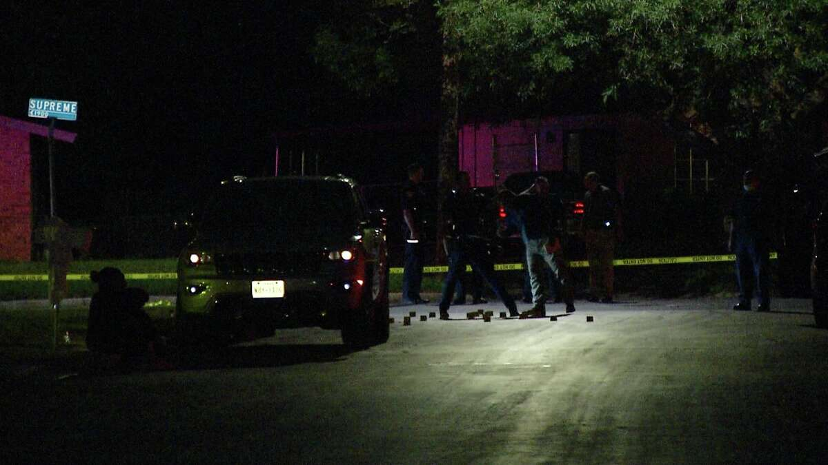 Police are searching for those involved in a deadly drive-by shooting on the East Side Sunday night.