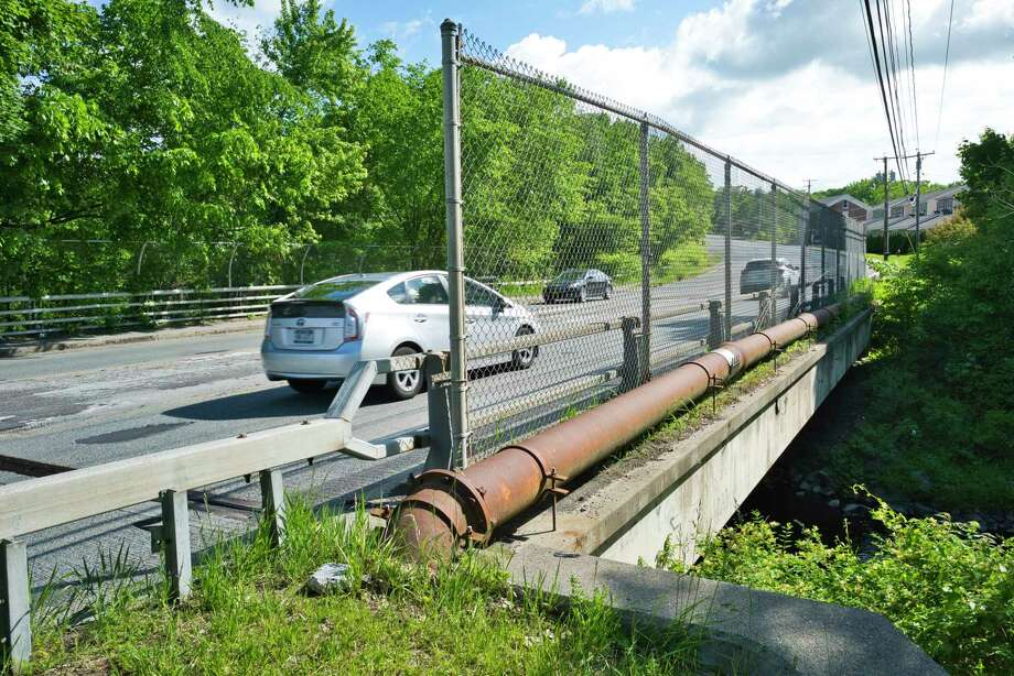 A view of the Campbell Avenue Bridge over the Wynants Kill river on Monday, June 1, 2020, in Troy, N.Y.   (Paul Buckowski/Times Union) Photo: Paul Buckowski, Albany Times Union / (Paul Buckowski/Times Union)