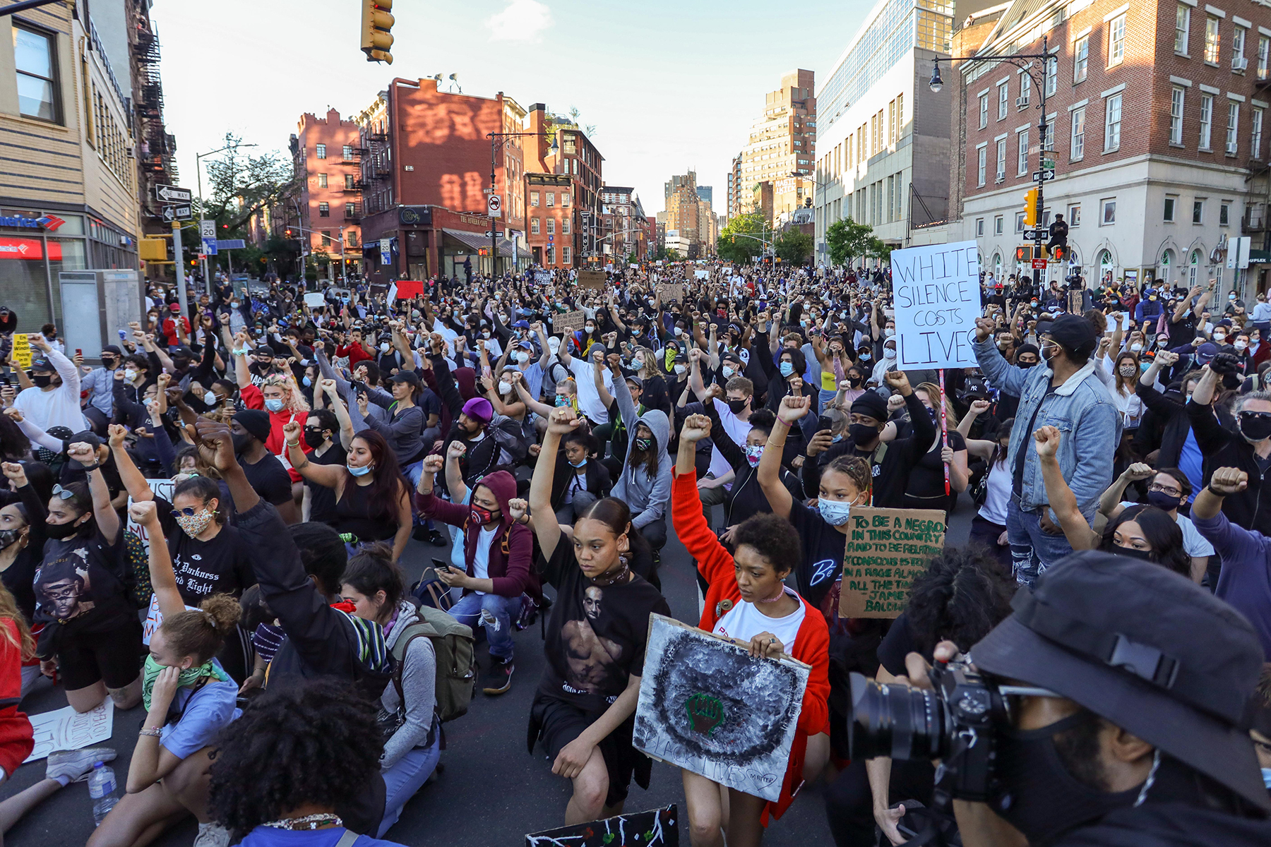 Resources for Those Seeking to Help Anti - Police Brutality Protesters