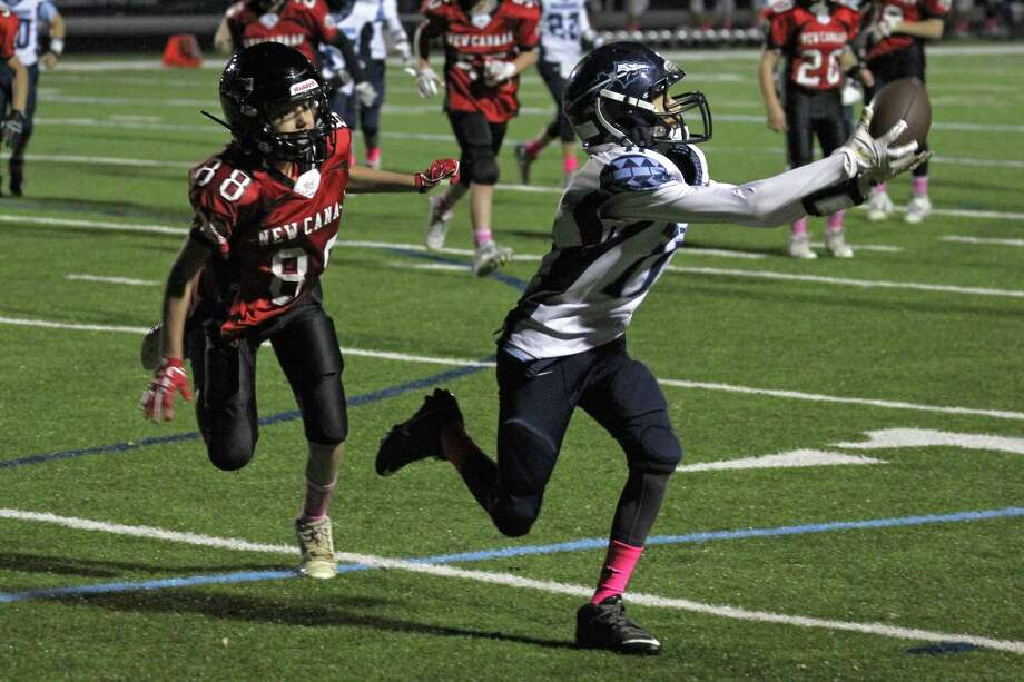 Registration for Wilton Youth Football opened June 1. Photo: Contributed Photo / Wilton Bulletin Contributed
