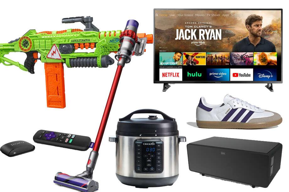 Photo: Amazon, Best Buy, CrockPot, Nerf