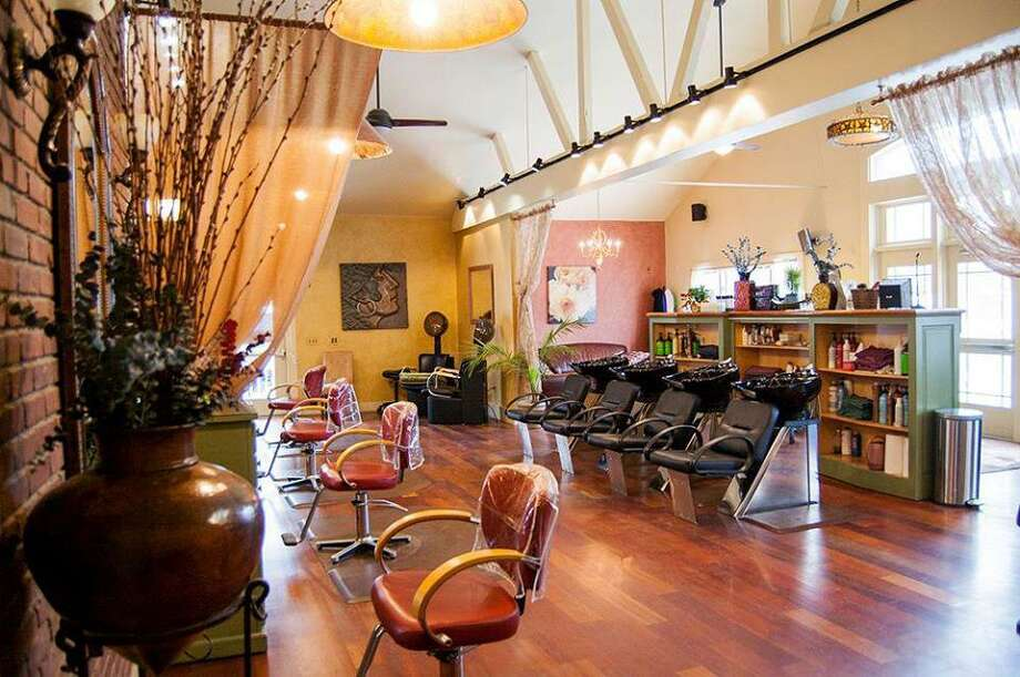 Studio B Hair Design in Wilton reopened on June 1, 2020 and even has some early morning hours by appointment. Photo: Contributed Photo
