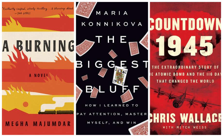 Ten books to read in June Photo: KnopfAvid Reader/Simon & SchusterPenguin Press, Handout / handout
