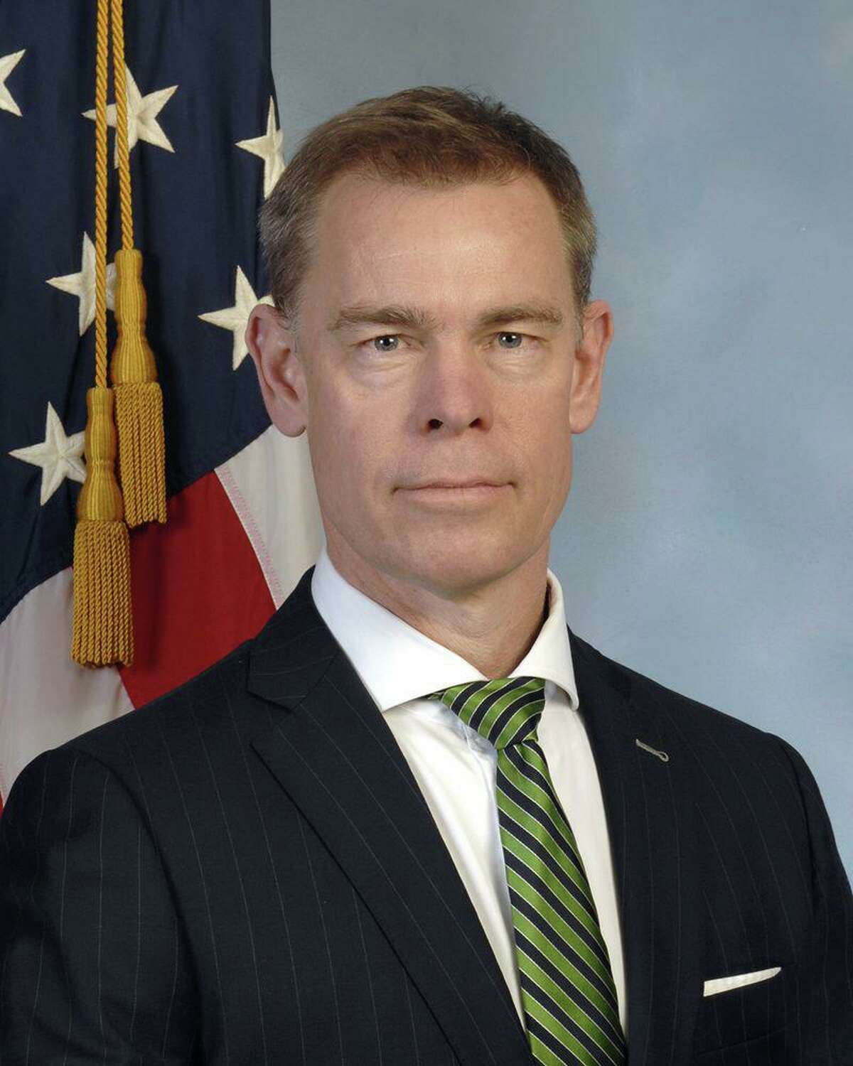 David Sundberg is a Federal Bureau of Investigation special agent in charge of the law enforcement agency's New Haven Division.
