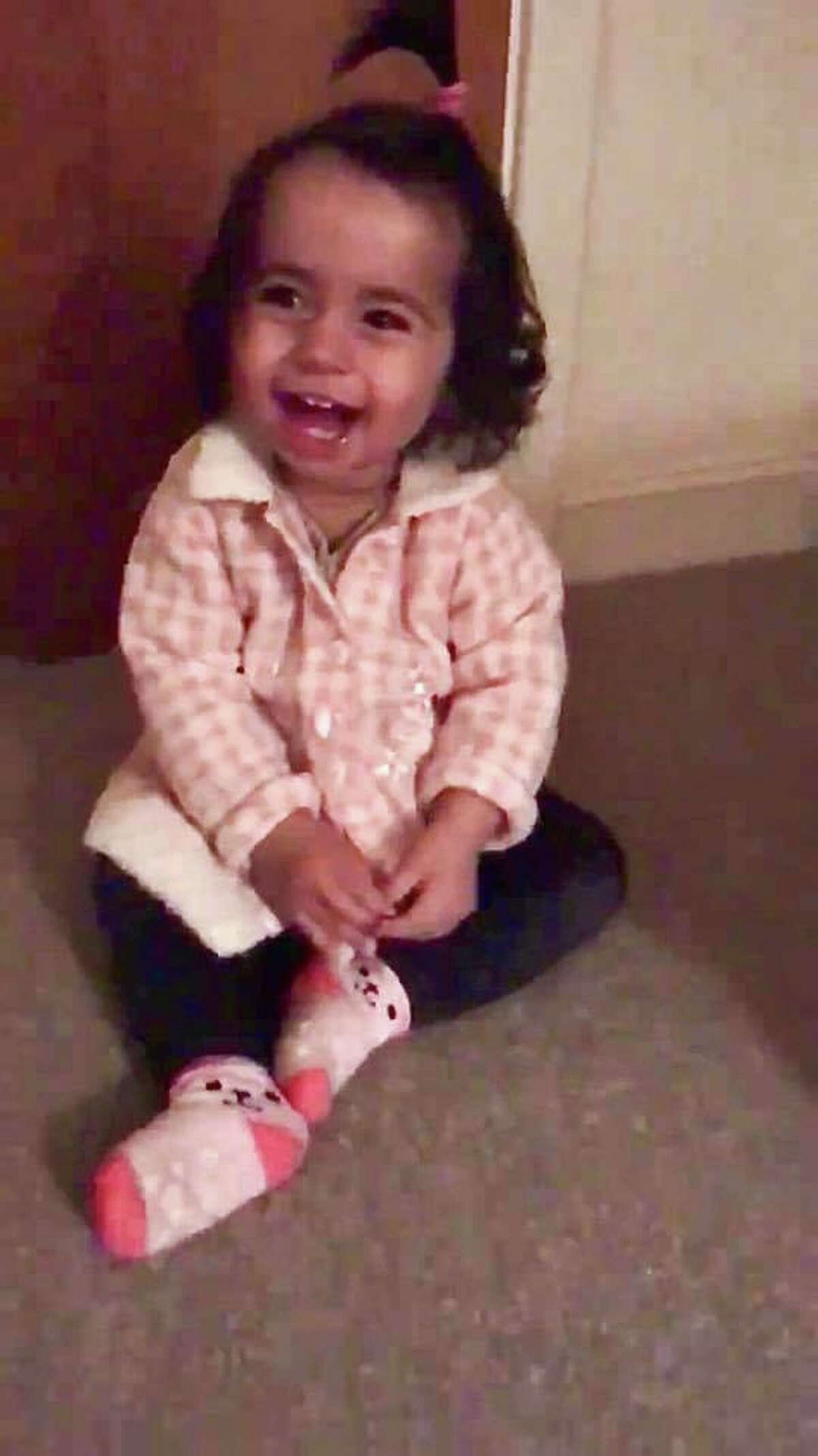 Vanessa Morales, an Ansonia toddler, was last seen on Dec. 2, 2019. A $10,000 reward has been offered for information leading to her whereabouts. Anyone who has seen her or knows where she is should contact the Ansonia PD at 203-735-1885 or the FBI at 1-800-225-5324.