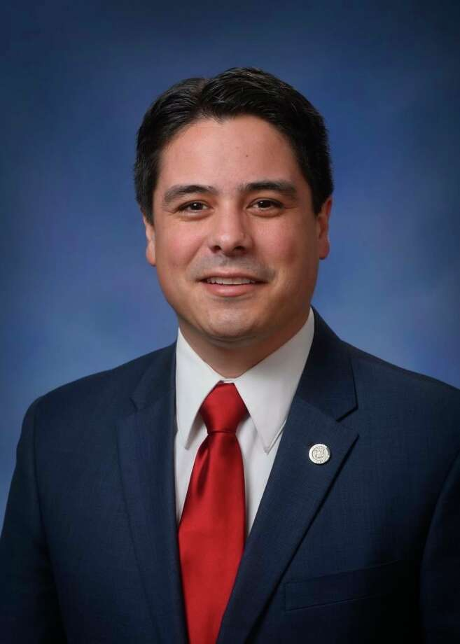 State Representative Shane Hernandez (Courtesy Photo)