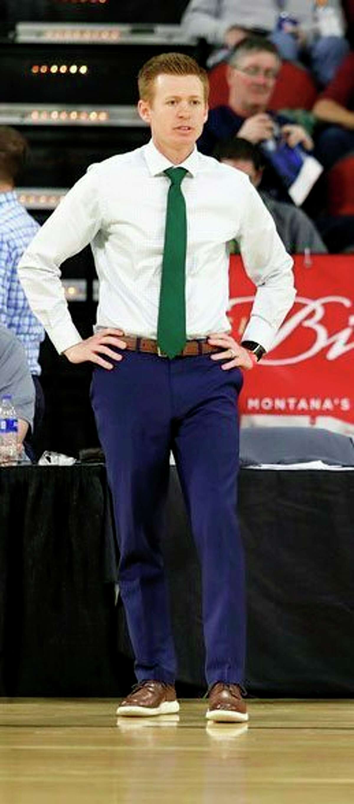 It was announced last week that Kurt Westendorp will be the next women's basketball for Ferris State. (Courtesy photo)
